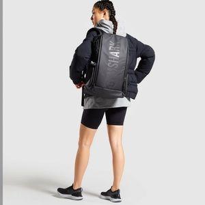 Gymshark X Series Backpack 0.3 Black